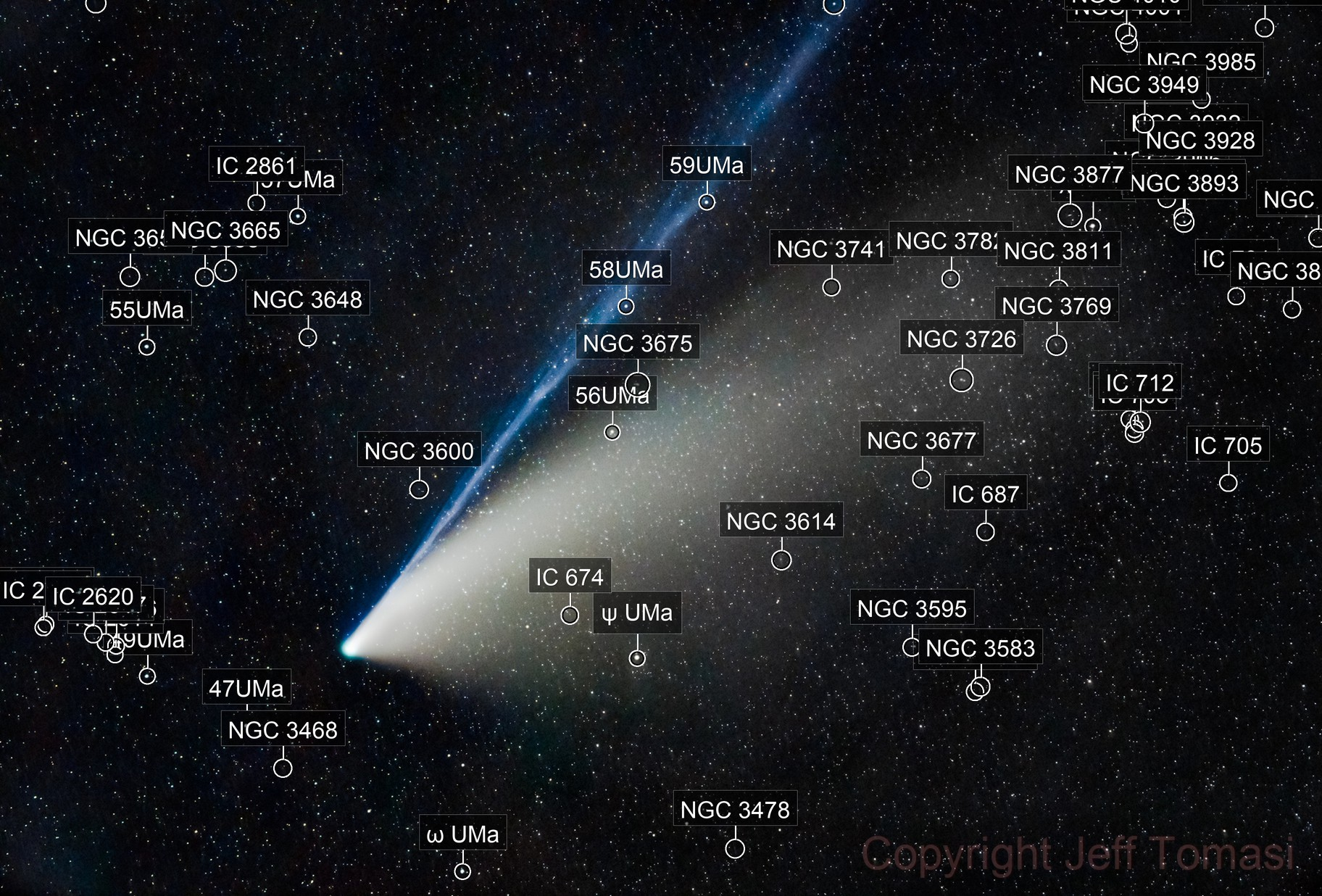 Comet Neowise Take 2
