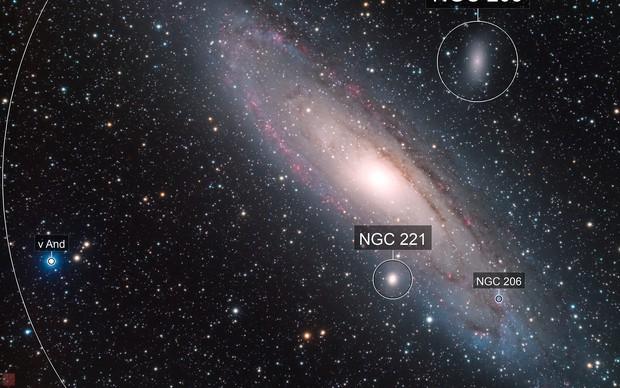 HaLRGB - M31 - Andromeda Galaxy