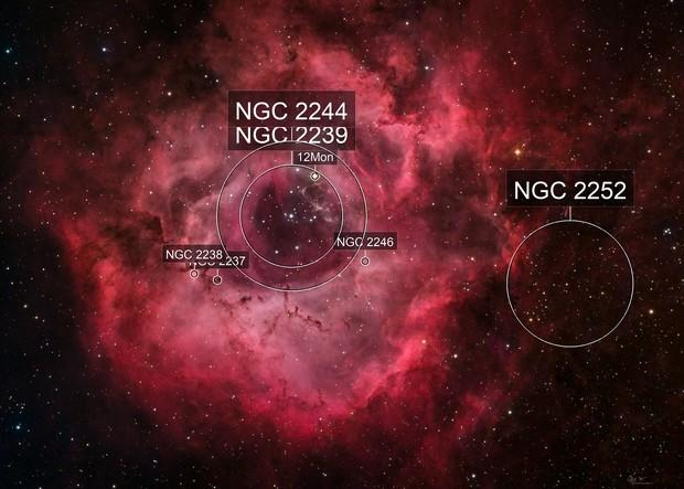 The Flaming Rose - HaRGB - NGC 2237 (Rosette Nebula)