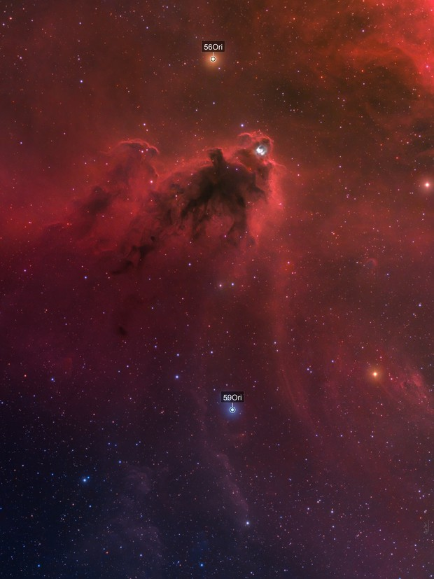 The Boogie Man in Orion