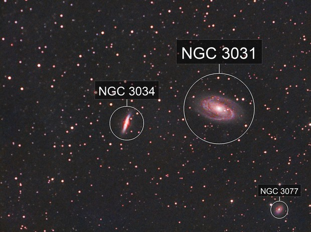 M81 and M82 with Samyang 135