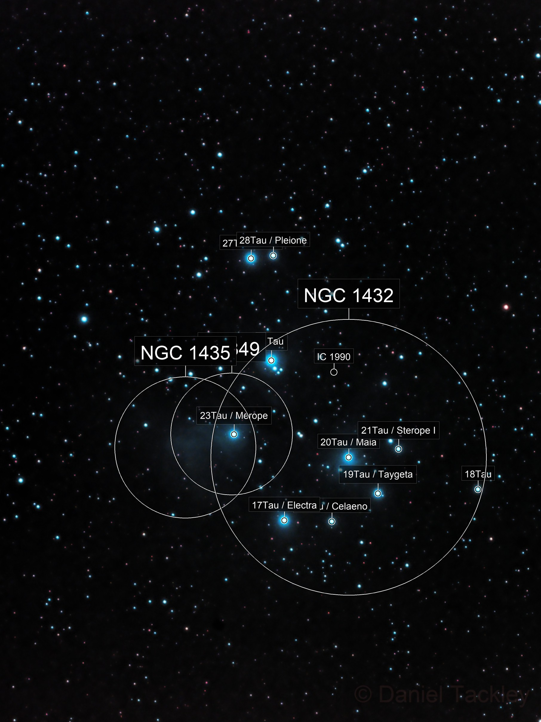 M45: The Pleiades (2021)