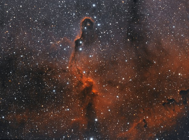 IC1396 HaOIII+RGB(OSC)