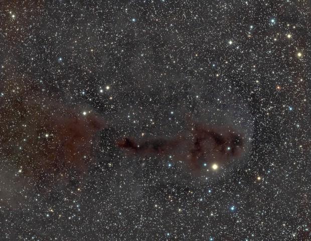Lynds nebula