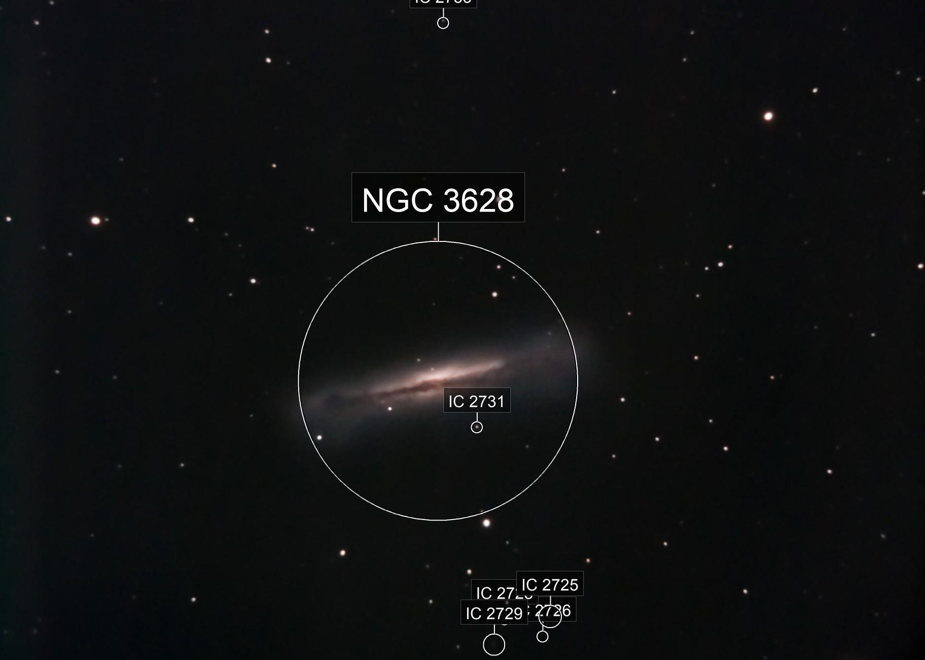 NGC 3628