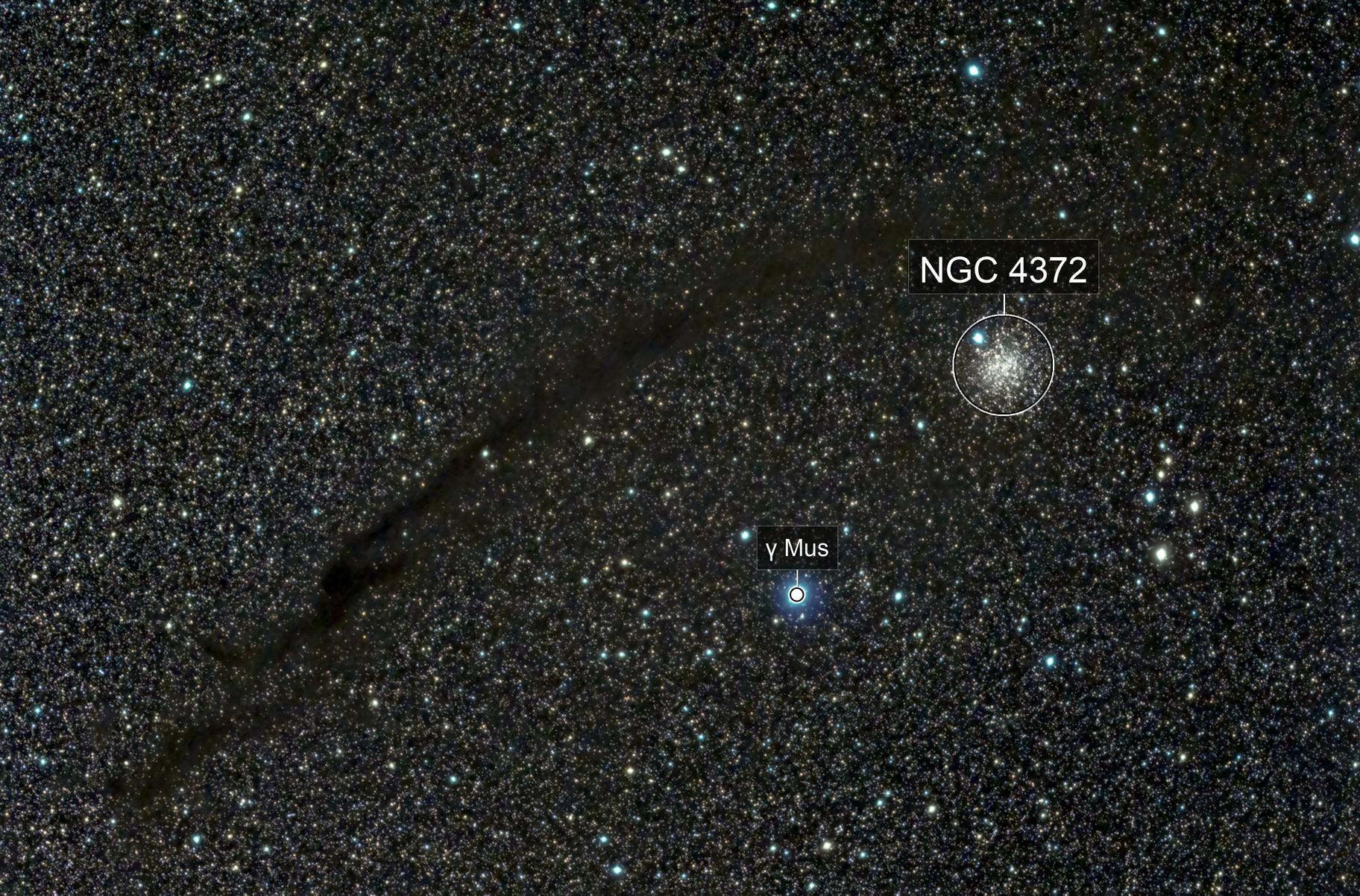 Dark Doodad Nebula  or Sa 149