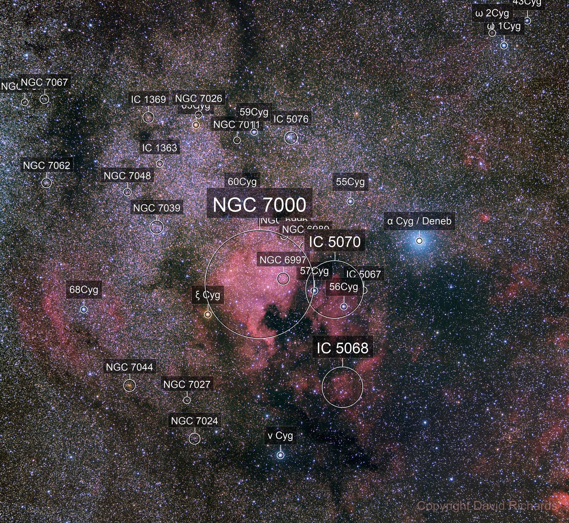 NGC7000 & IC5070, ASI2600MC & Sigma Art 105mm @ F/2