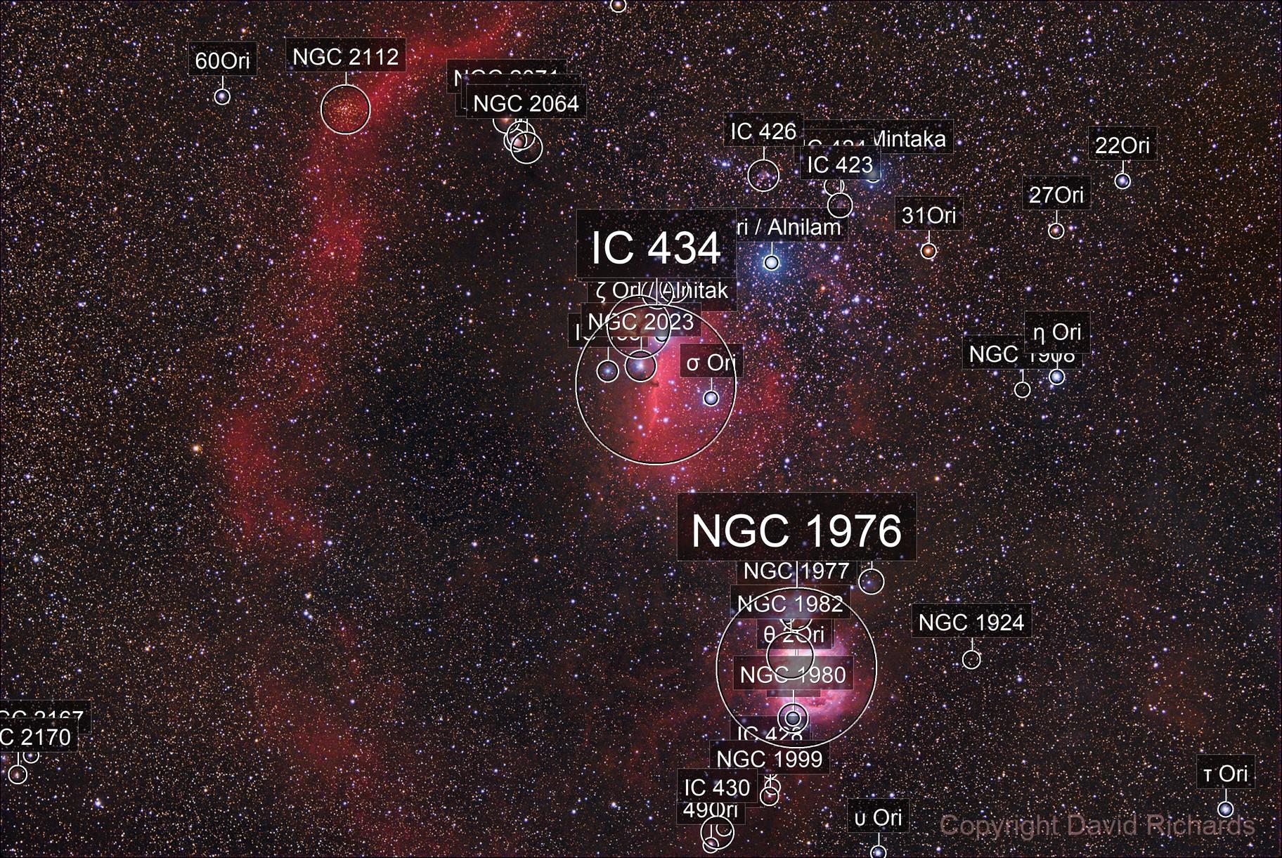 Orion Region, 60x10s, remote data