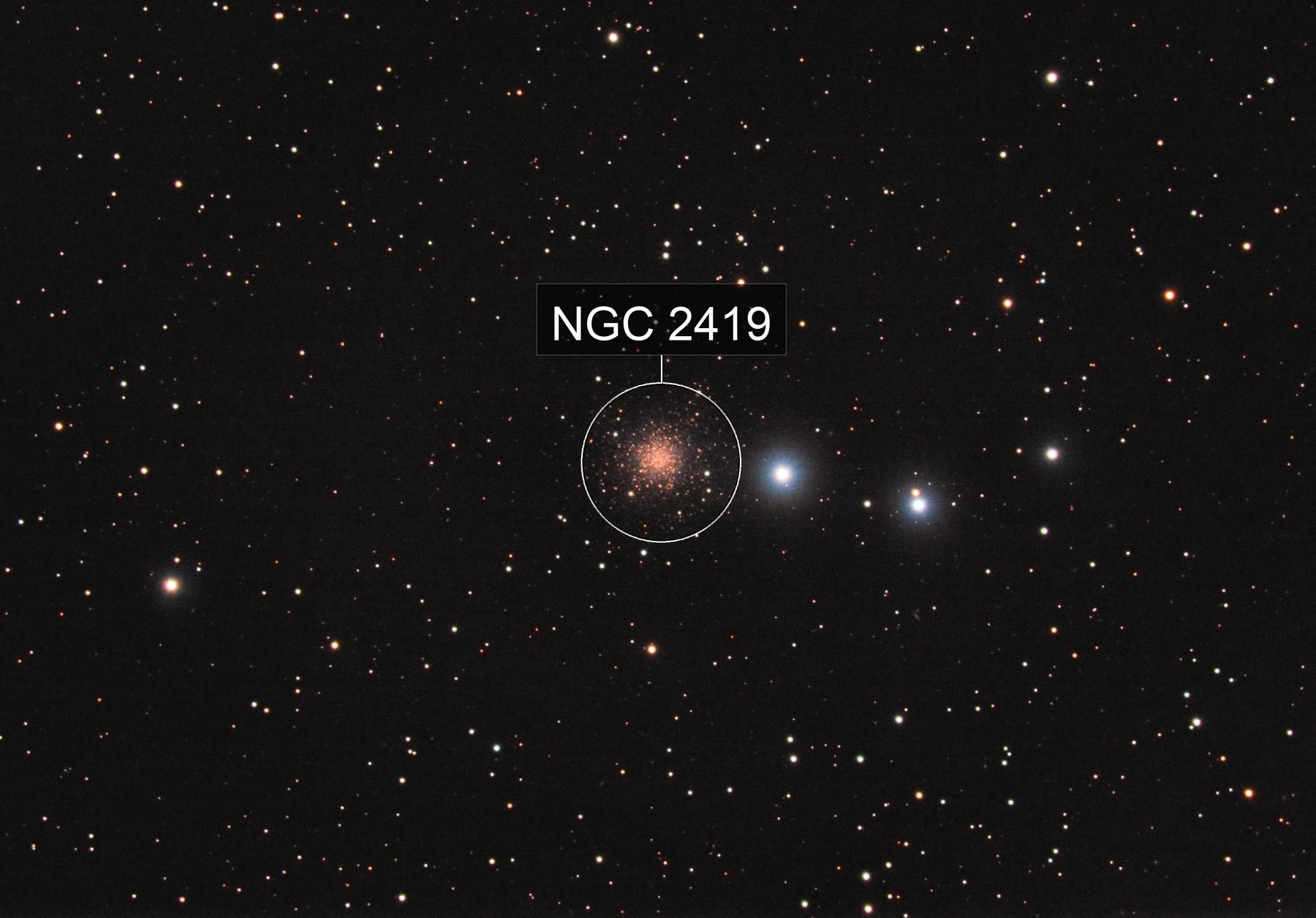 NGC 2419 (Lynx)