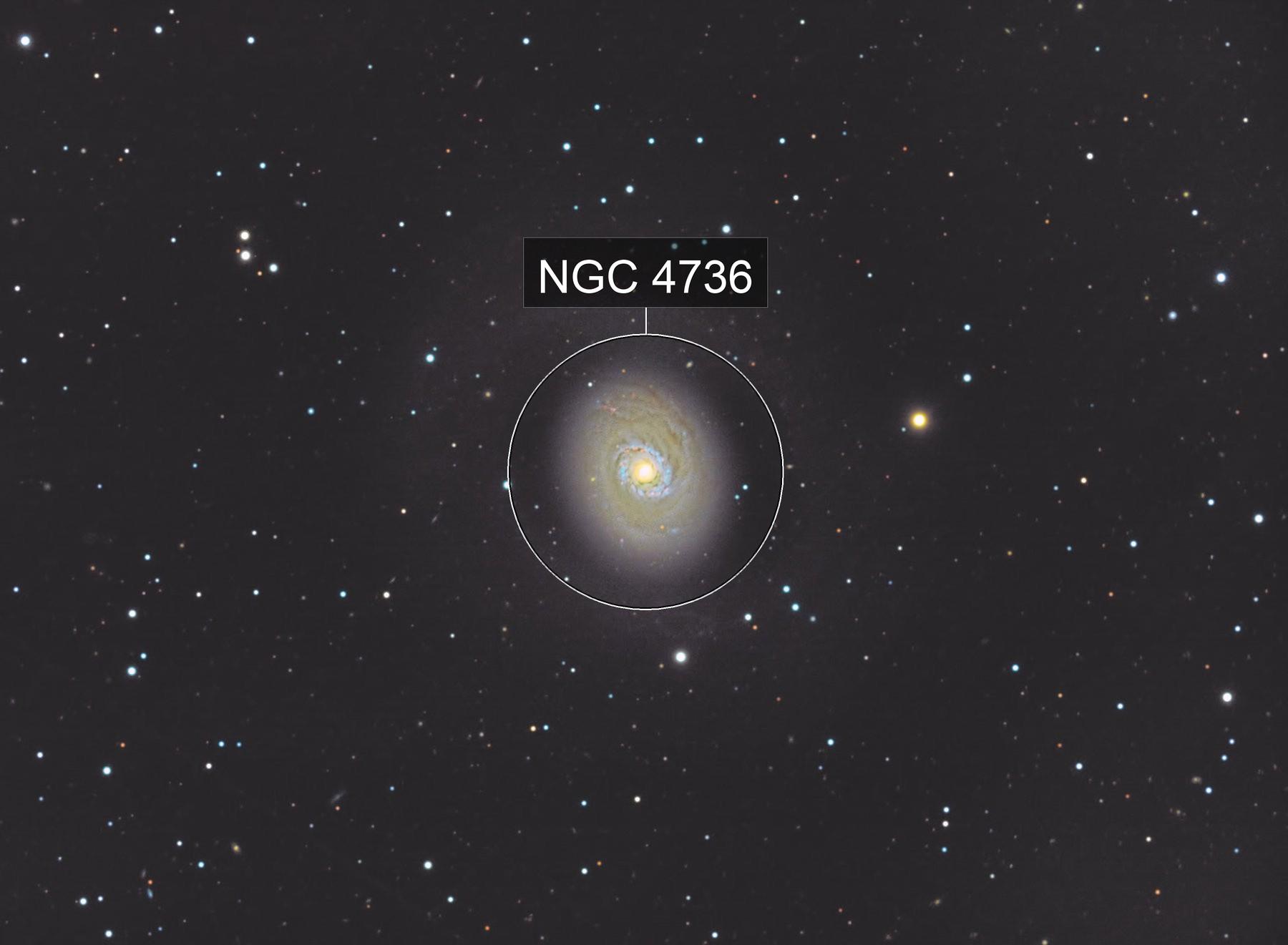 Messier 94 (Canes Venatici)