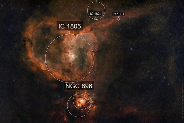 Heart Nebula_IC1805
