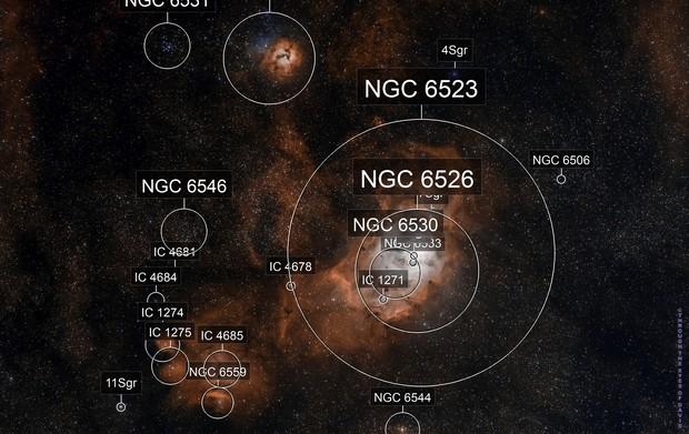 Lagoon Nebula_M8