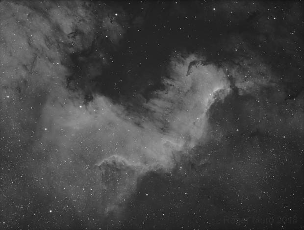 NGC5070 The Wall of Cygnus