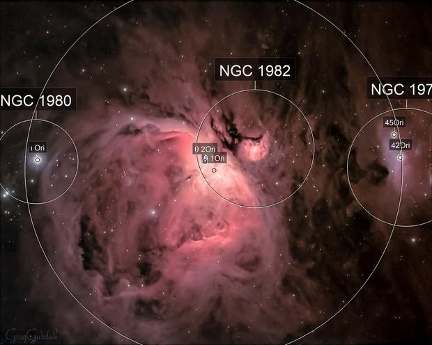 Orion RGB + Ha