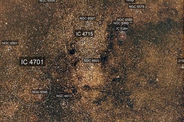 The Sagittarius Cloud