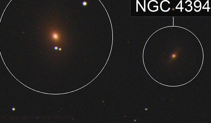 Supernova SN2020nlb (the Standard Candle)