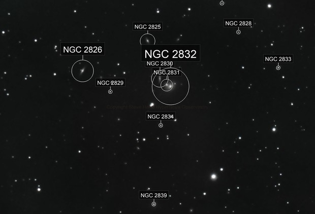 NGC - 2834