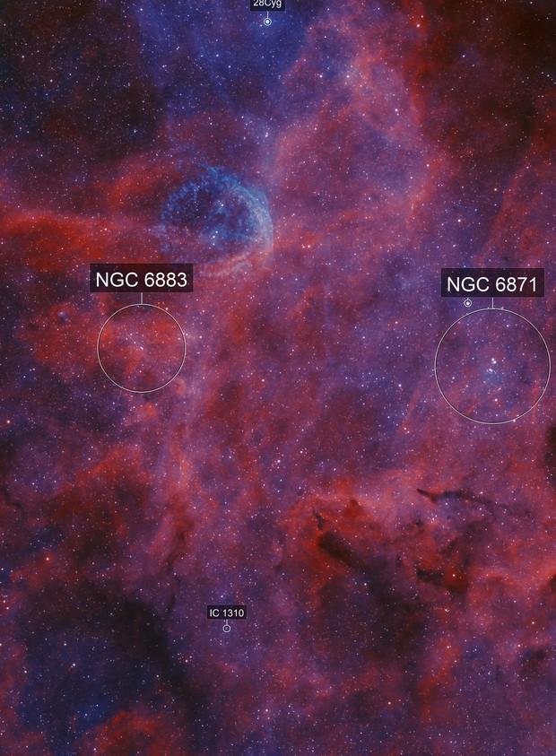WR134 a Wind-Blown Bubble in Cygnus