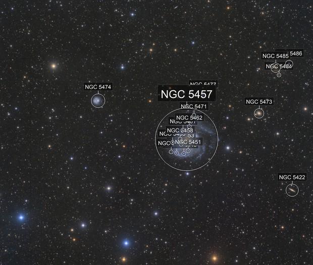 M101-wide field