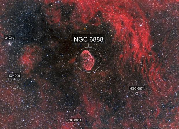 NGC6888 HaRGB