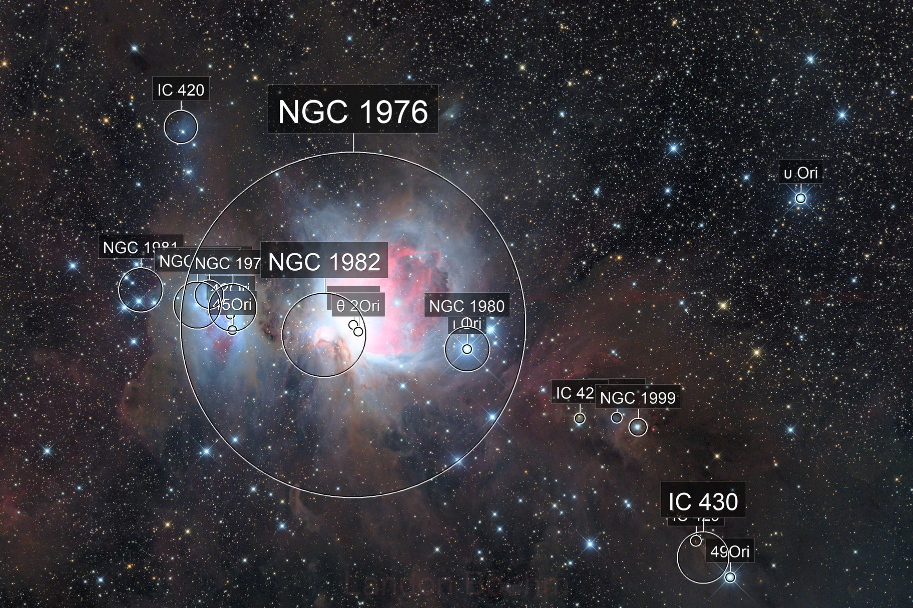 M42/NGC1999