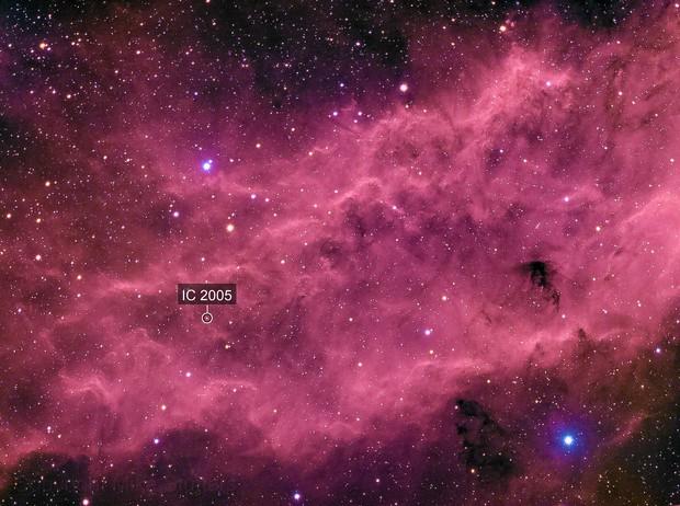 NGC1499 (California Nebula)