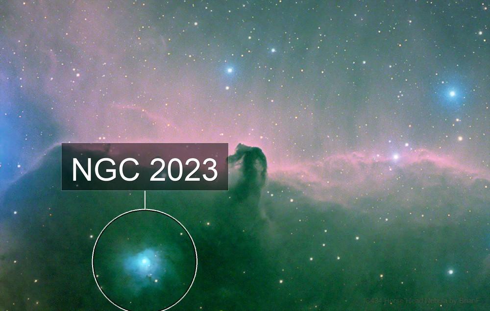 IC 434 Horse Head Nebula
