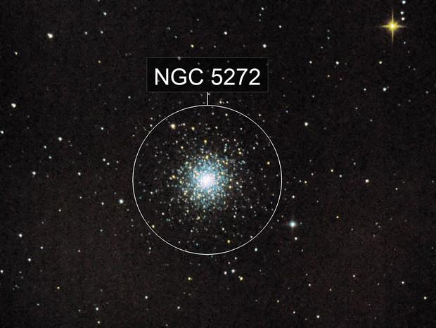 M3 Globular Cluster 130SLT