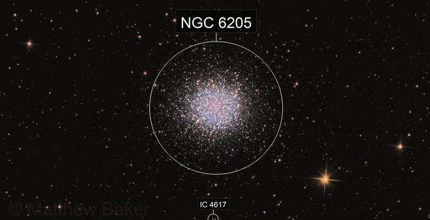 M13 Great Globular Cluster in Hercules