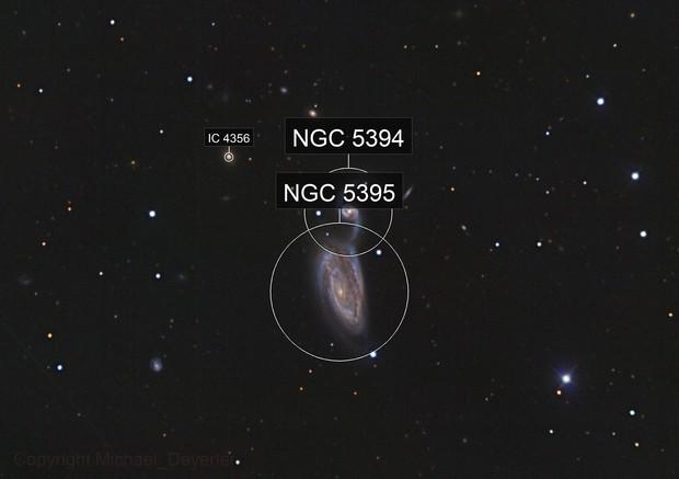 NGC5394/5395    ARP84