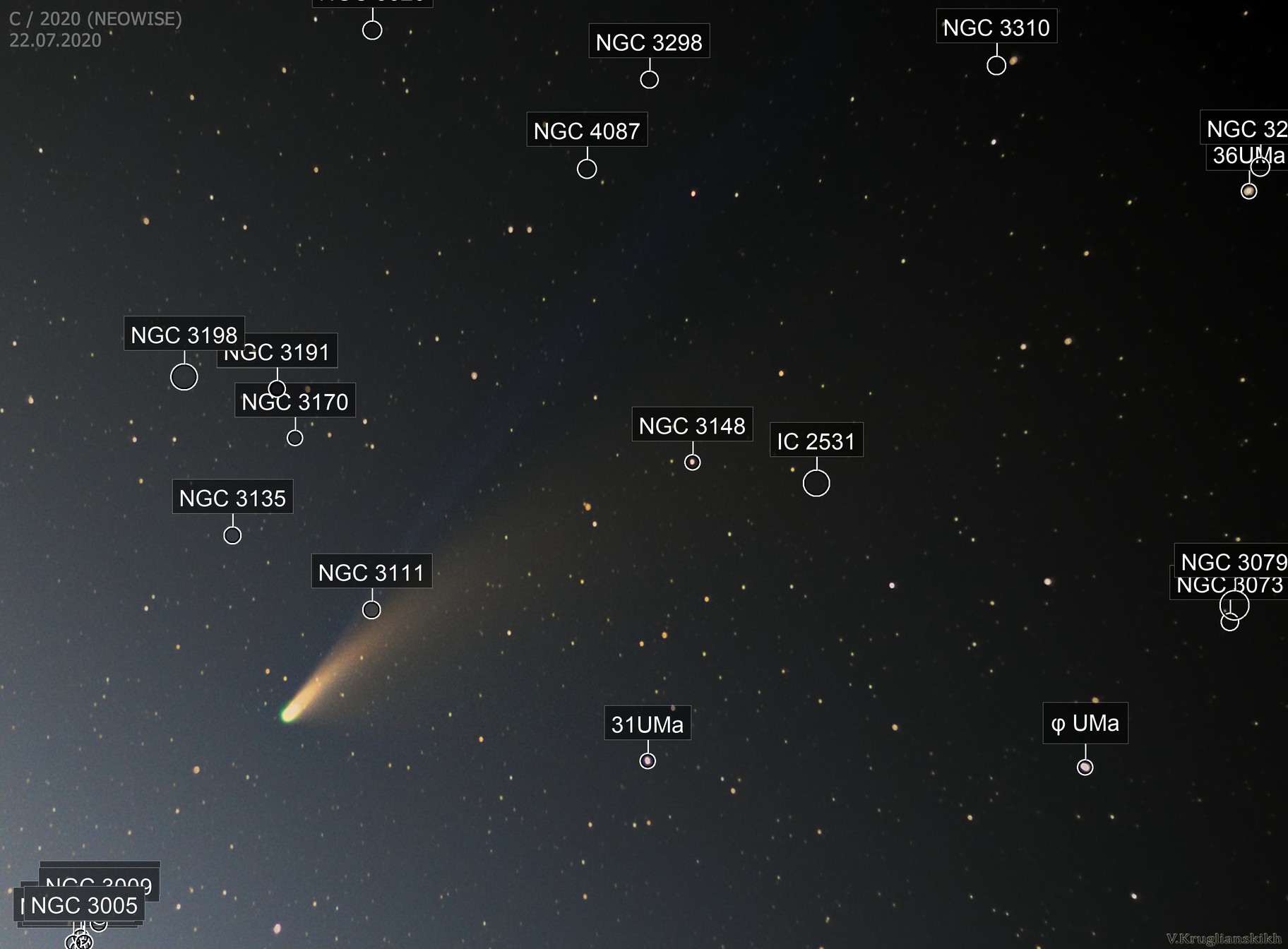 C/2020 (NEOWISE)