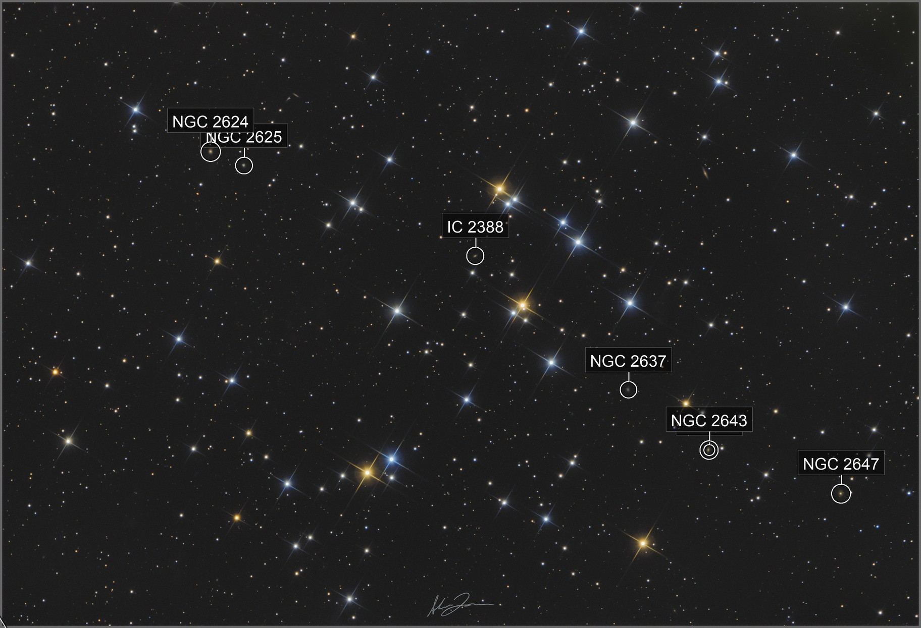 M44 , Behive Cluster