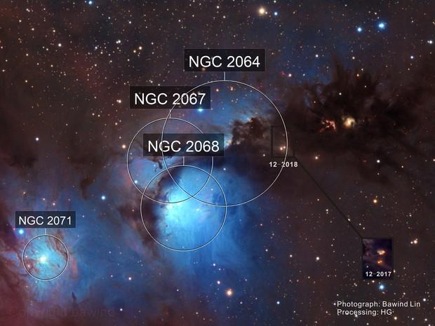 M78 near Vanishing NebuLa