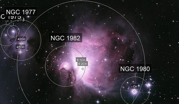M42 The Orion Nebula LRGBHaOIII