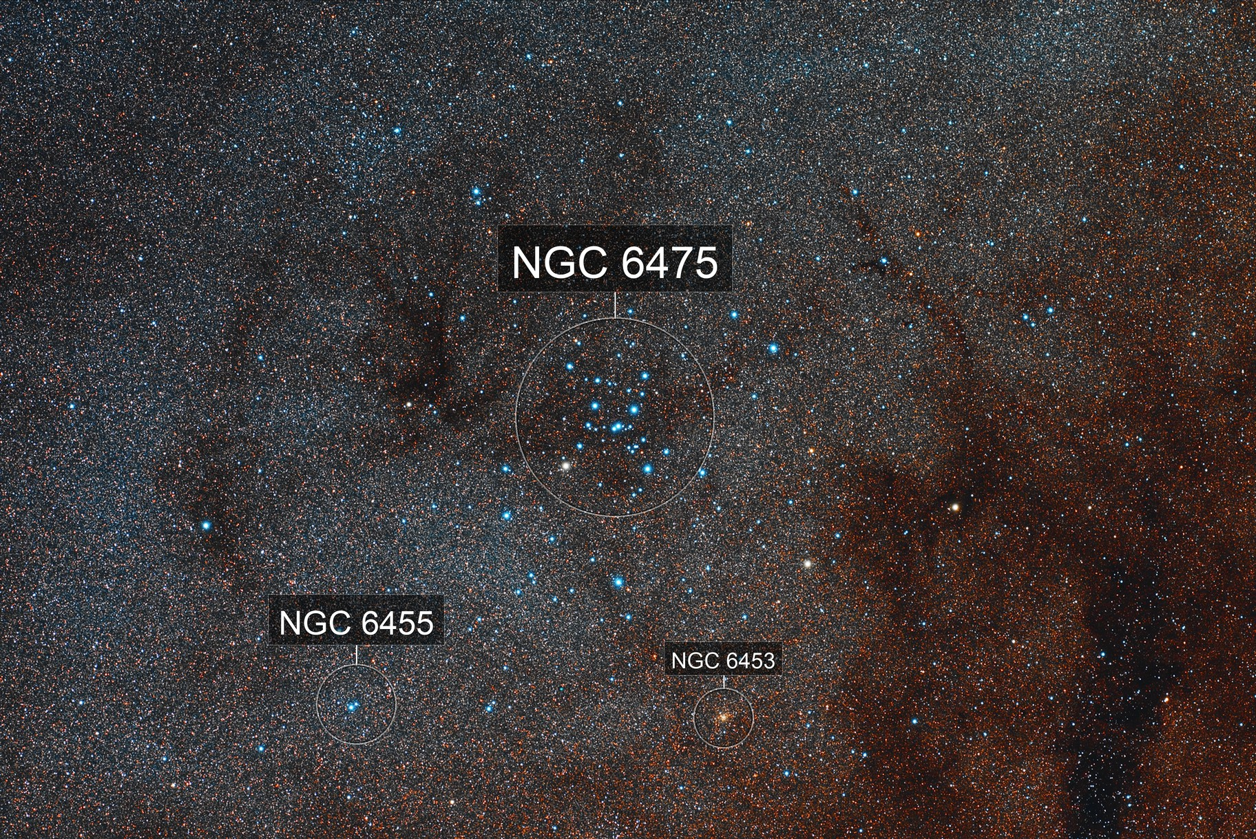 Ptolemy's Cluster