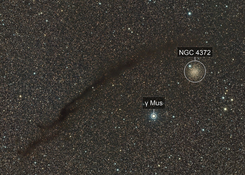 The Dark Doodad Nebula