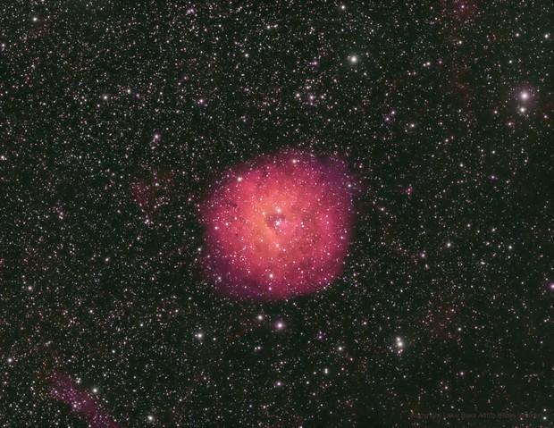 Little Rosette Nebula (Sharpless 170)