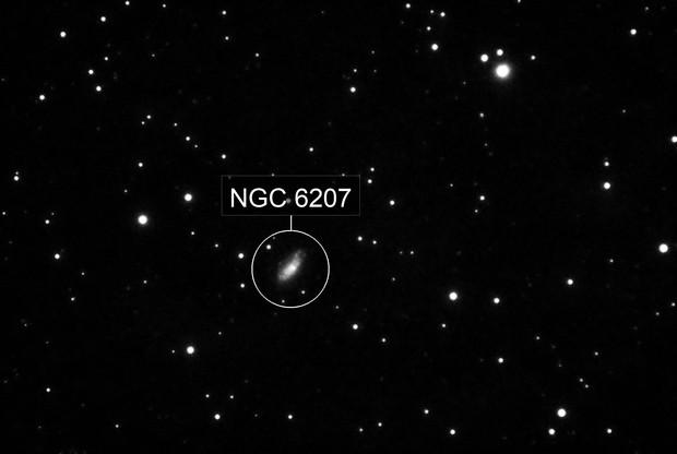 NGC6207 - 20190815 - MAK90