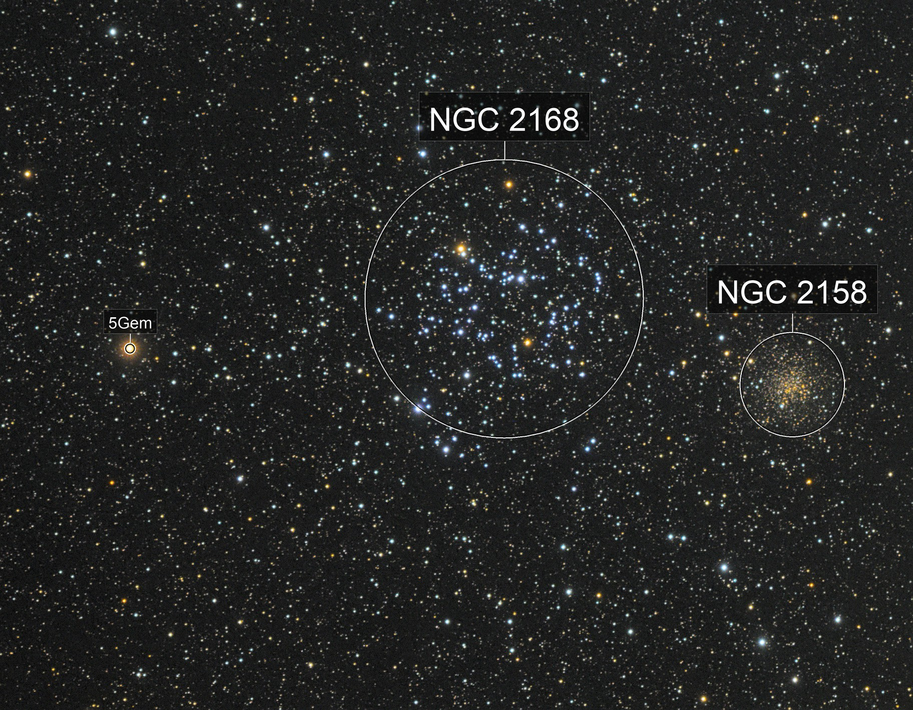 5Gem-M35-NGC2158