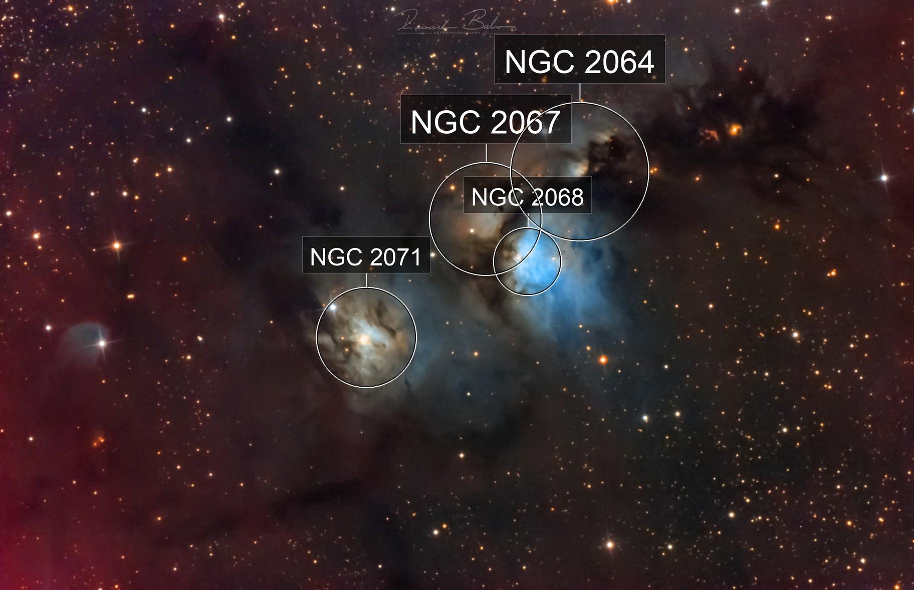 Messier 78 (2019)