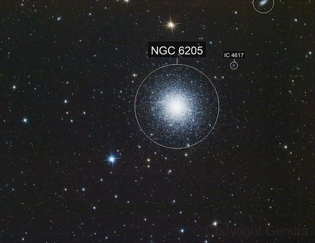 M13 - Great Cluster in Hercules