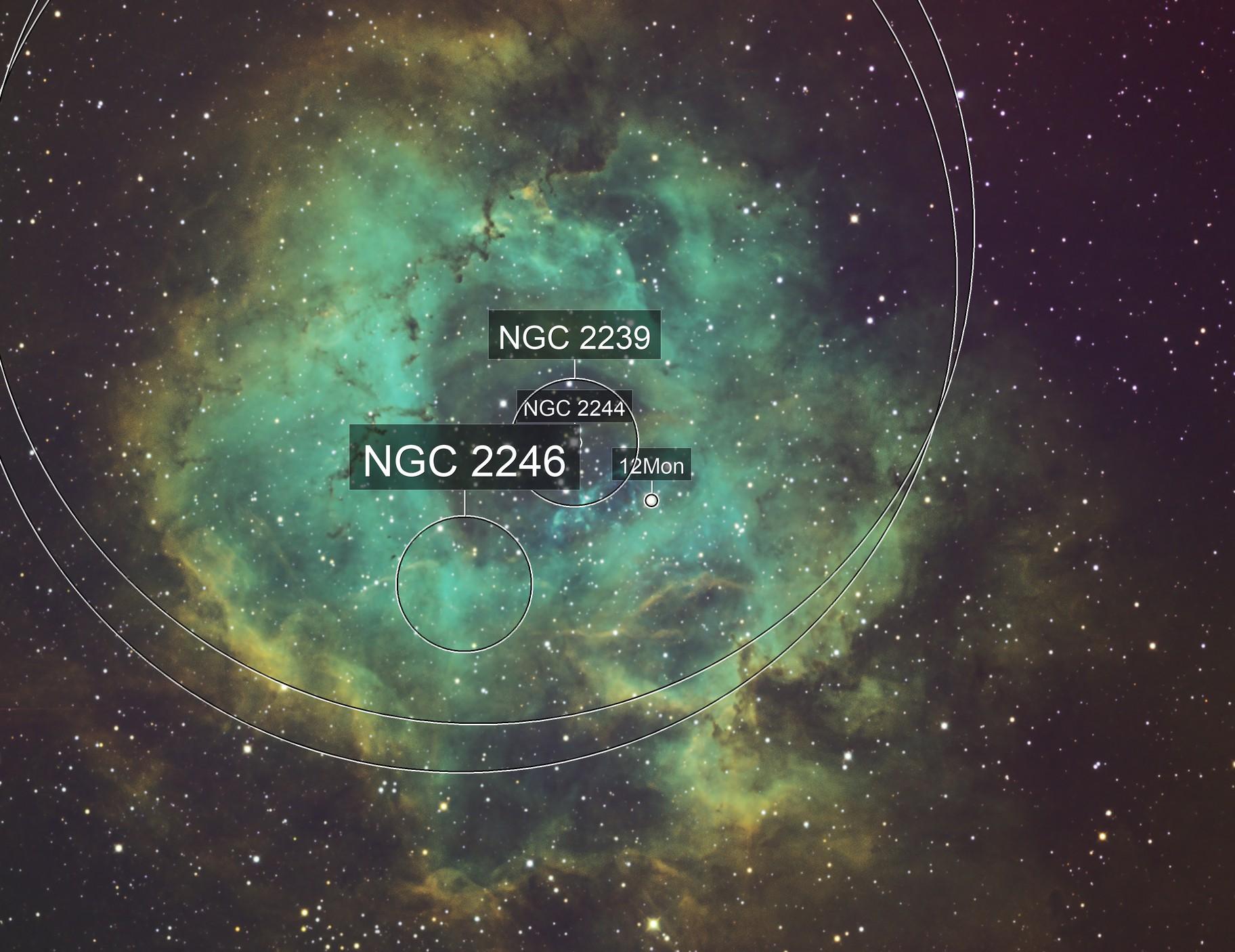 NGC2237 HST