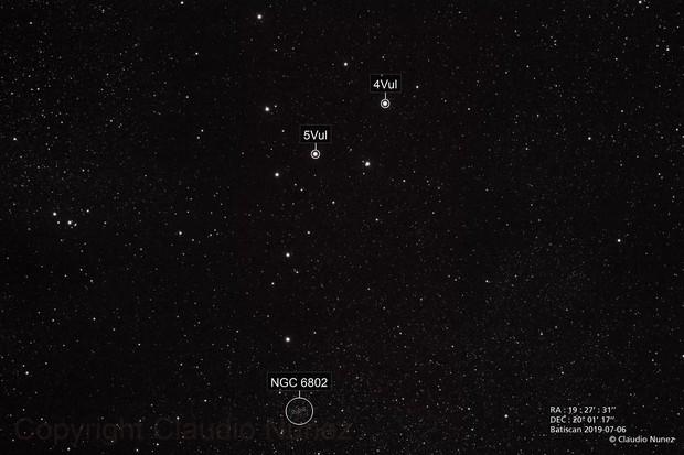Collinder 399 | Brocchi's Cluster