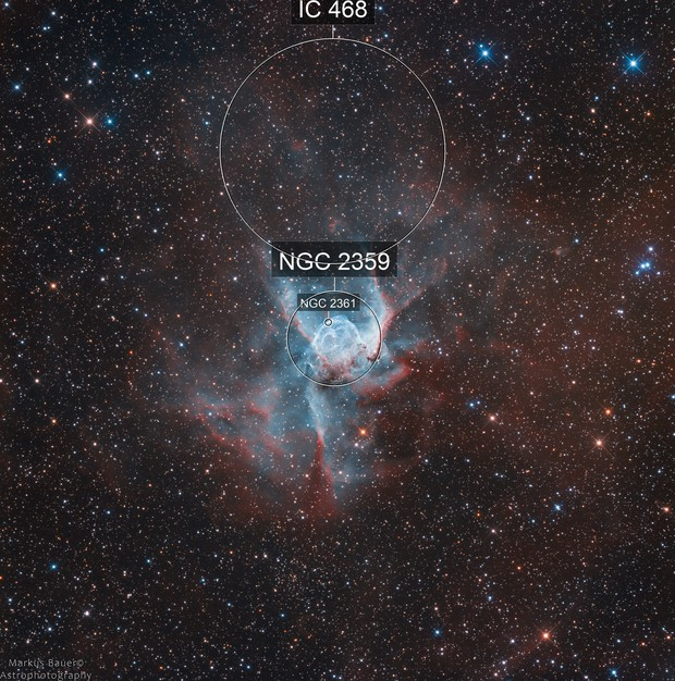 NGC2359 HAOIIIRGB and Drechsler19