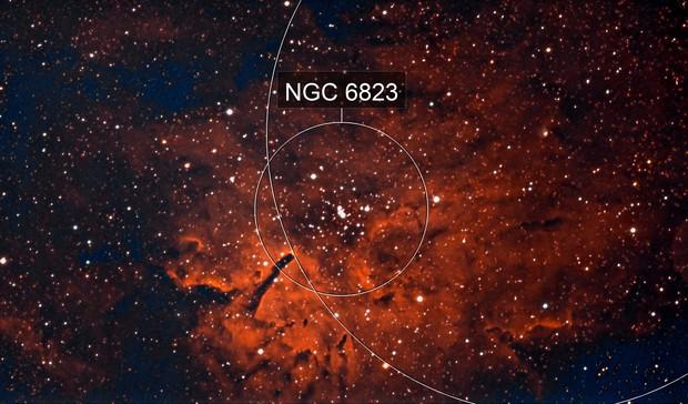 NGC6823 SH 2-86