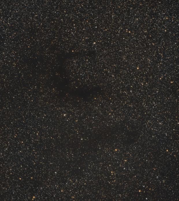 Barnard's E nebula