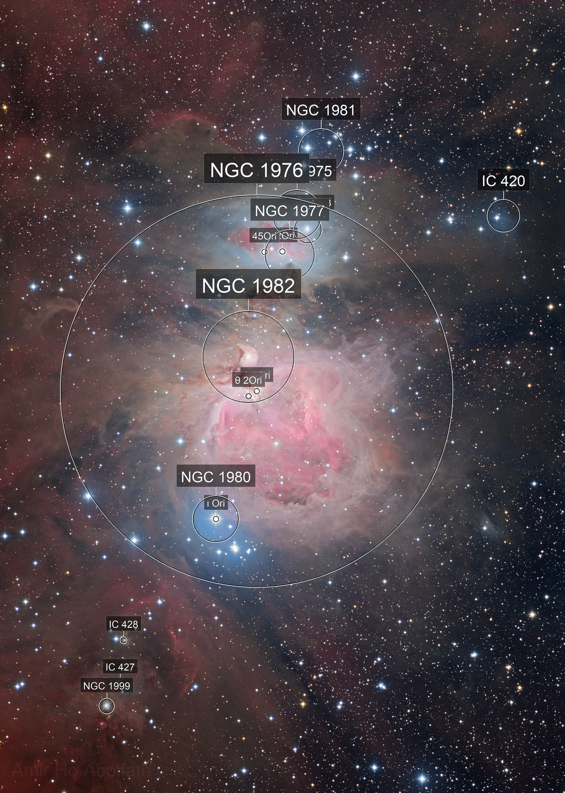 New Processing of M42