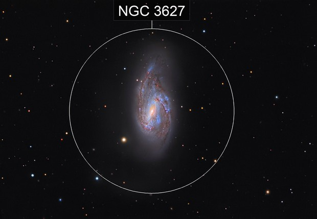 Messier M66