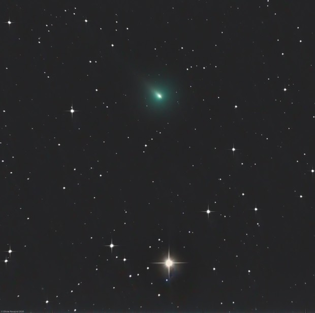 Comet Atlas (C/2019 Y4) - L-RGB (2020/03/28)