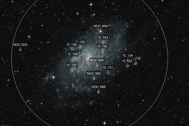 M33 - The Triangulum Galaxy (L-RGB)